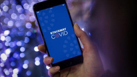 Covid-19: Aplicação 'Stayaway Covid' com mais de dois milhões de utilizadores