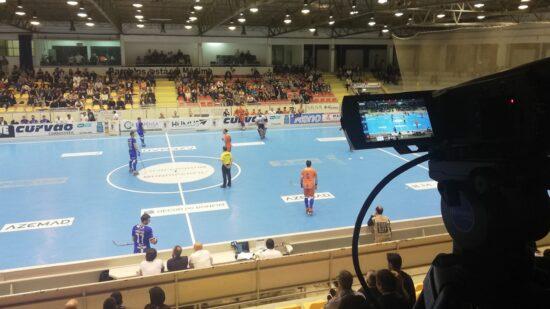 Rádio Geice inova no desporto com transmissão vídeo dos jogos da Juventude Viana em casa