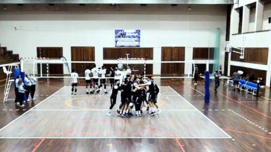 Voleibol Clube de Viana com arranque incrível no campeonato de nacional