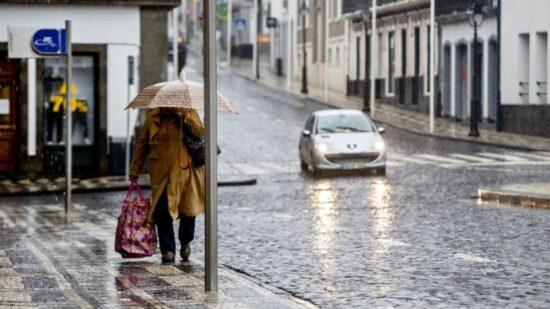 Previsão de chuva e descida das temperaturas a partir de quinta-feira
