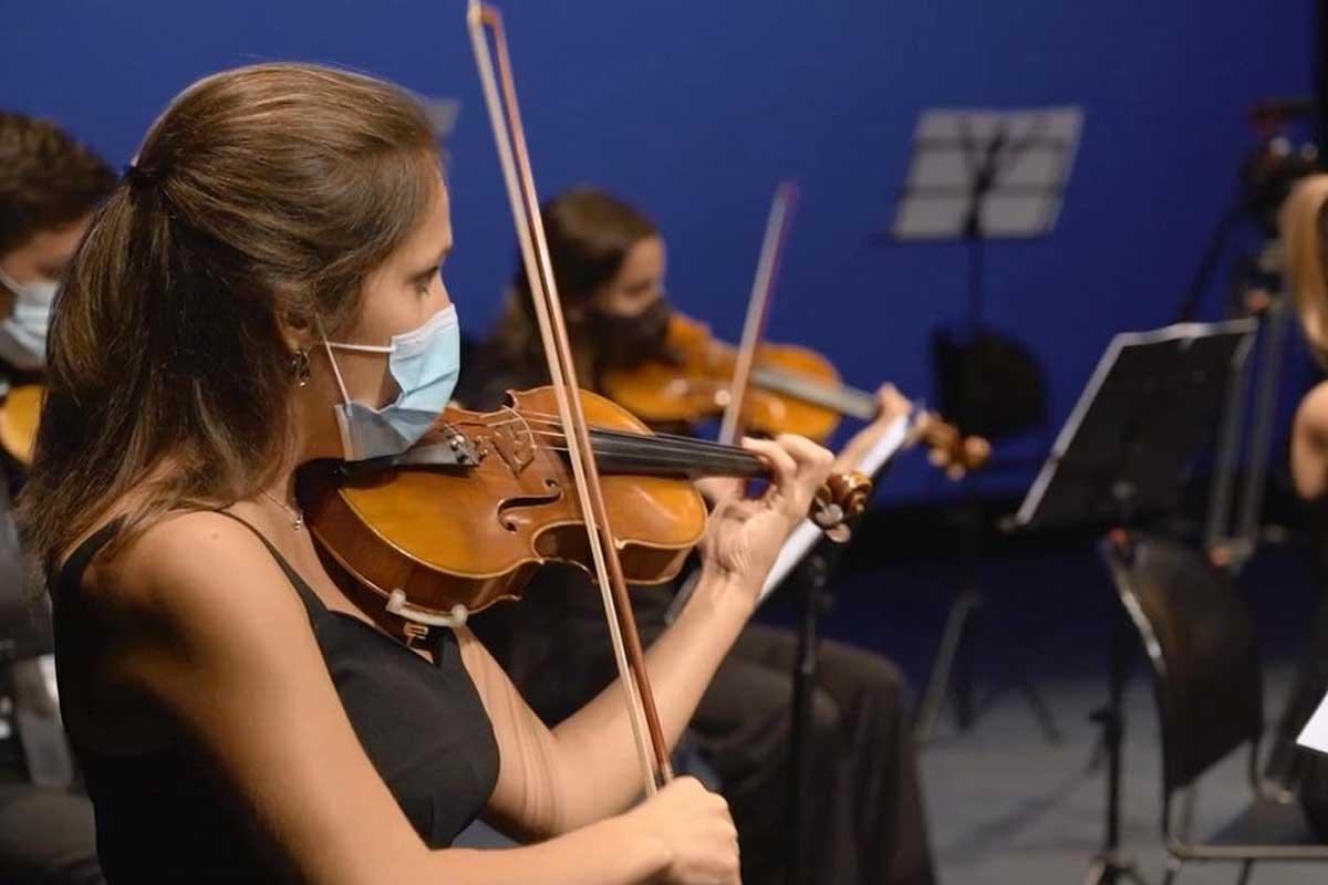 a Orquestra Con Spirito – Orquestra Sinfónica Viana do Castelo