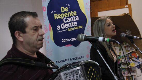 """Ponte de Lima: Teatro Diogo Bernardes recebe projeto """"De Repente, Canta a Gente"""""""