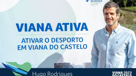 Viana Ativa   Dr. Hugo Rodrigues