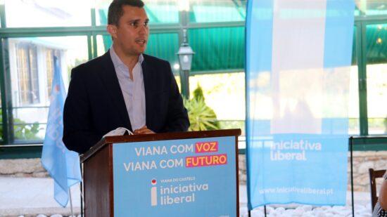 """Iniciativa Liberal cumpriu objetivo e """"deixou semente"""" em Viana do Castelo"""