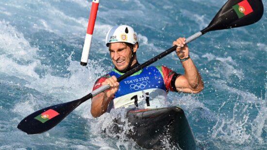 Tóquio2020: Atleta do Darque Kayak Clube nas meias-finais de canoagem slalom
