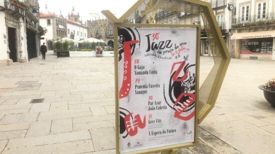 Começa hoje no Centro Cultural de Viana do Castelo a 30ª edição do Jazz na Praça da Erva