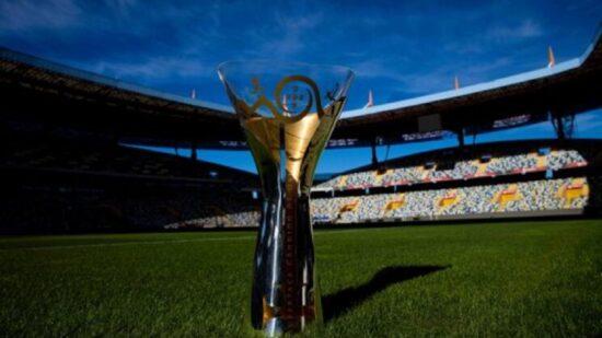 Supertaça: Sporting e Braga disputam primeiro troféu da época já com público