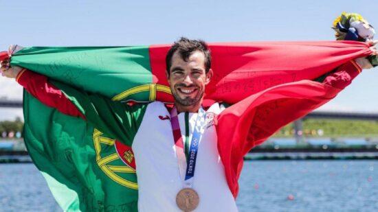 Canoísta Fernando Pimenta campeão mundial de K1 1.000 metros