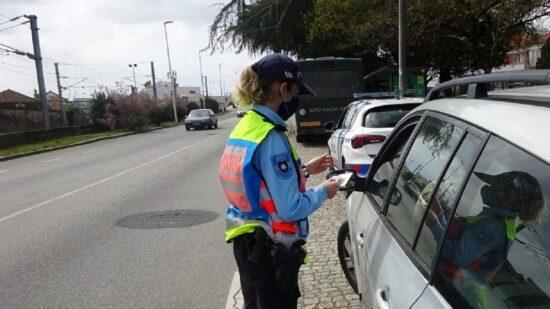 PSP intensifica a partir de hoje fiscalização e controlo nas estradas