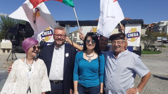 Autárquicas: Chega quer criar gabinete de crise em Viana do Castelo
