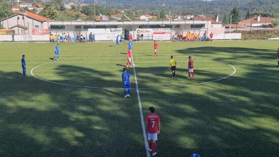 Neves e Castelense seguem para a 2ª eliminatória da Taça da AFVC