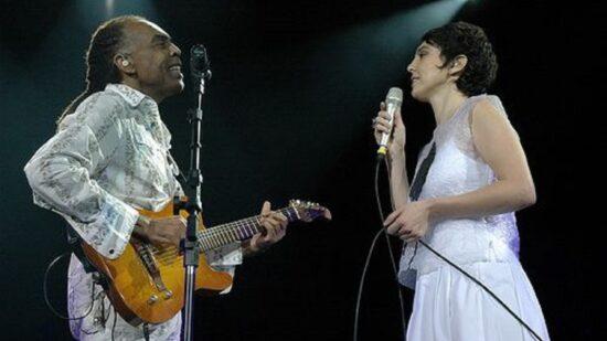 Digressão europeia de Gilberto Gil tem cinco concertos em Portugal com Adriana Calcanhotto