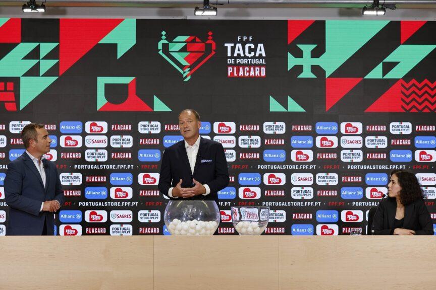 Futebol: Vitória de Setúbal visita Vianense na 2ª eliminatória da Taça de Portugal