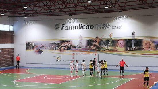 Futsal feminino: Santa Luzia empata em Vermoim