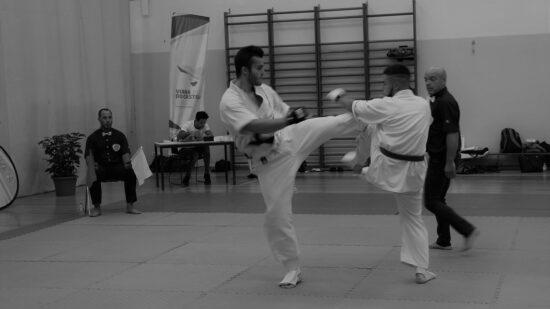 Primeira Liga de Karate Kyokushinkai decorreu em Viana do Castelo