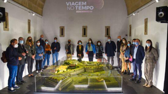 Jornalistas especializados em turismo e património visitaram Fortaleza de Valença