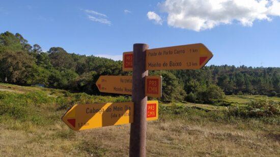 Caminha: Centro de Walking & Cycling está a 'nascer' na Serra d'Arga