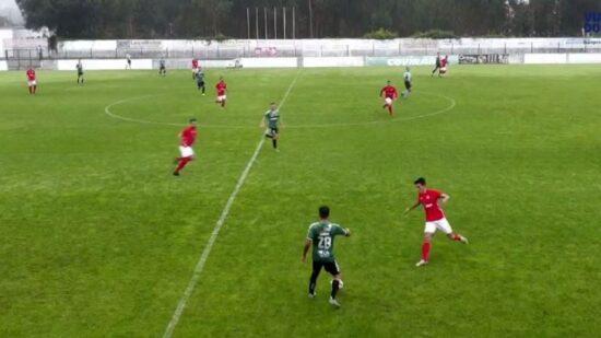 AFVC: SU Cardielense ganhou derby frente ao Neves FC