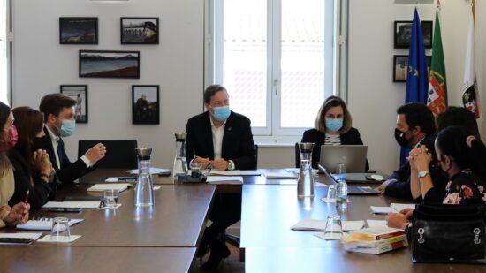 Novo Executivo Municipal de Ponte da Barca reuniu pela primeira vez