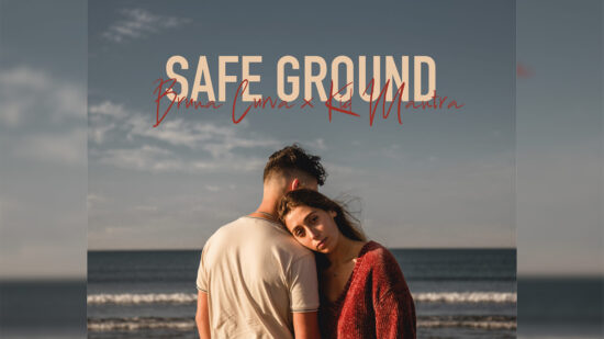 "Artista vianense lança novo single ""Safe Ground"""
